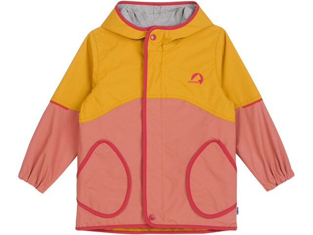 Finkid Aare Chaqueta Niños, rose/raspberry